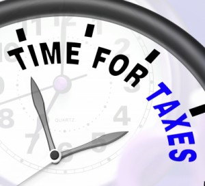 Senior Citizens and Pets - Time for Taxes! - True Story