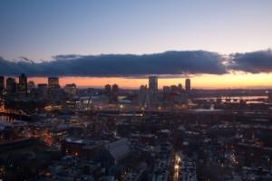 Senior Citizen Travel - Boston's Skyline